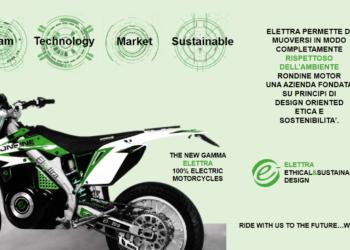 Go to article Rondine Motor presente al ePrix