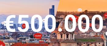 Go to article CleanBnB conclude la propria raccolta: raggiunto il massimo dell'aumento di capitale