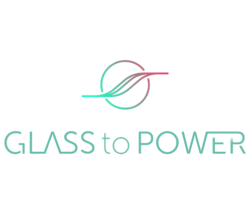 Glass to power