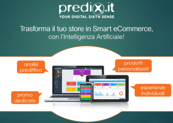 Go to article Predix.it: l'intelligenza artificiale applicata a tutti gli e-commerce