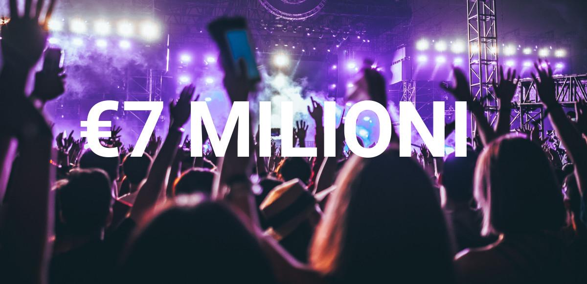 7 milioni