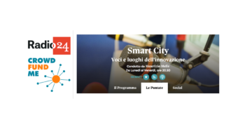 Vai agli articoli L'intervista di Glass to Power su Smart City di Radio24