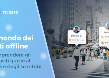 Go to article Tickete analizza comportamento e preferenze dei clienti nei negozi fisici