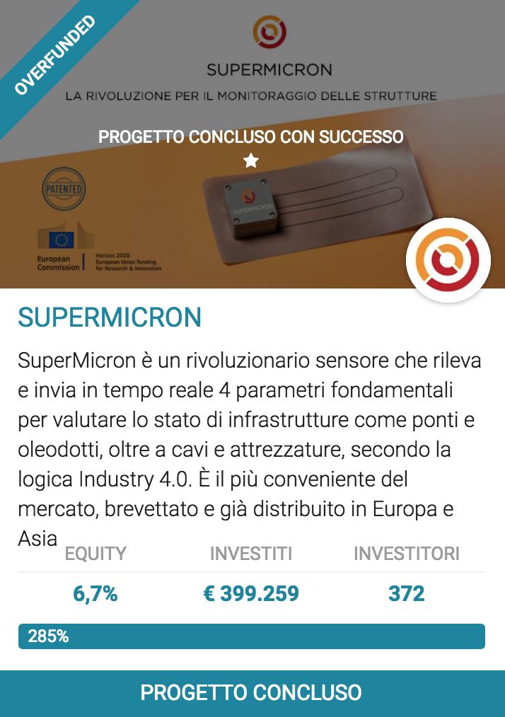 supermicron concluso