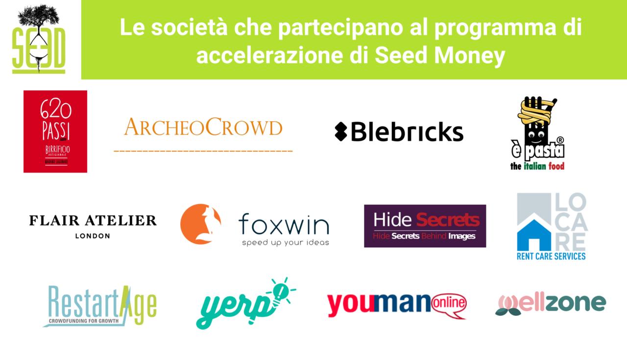 Startup SeedMoney