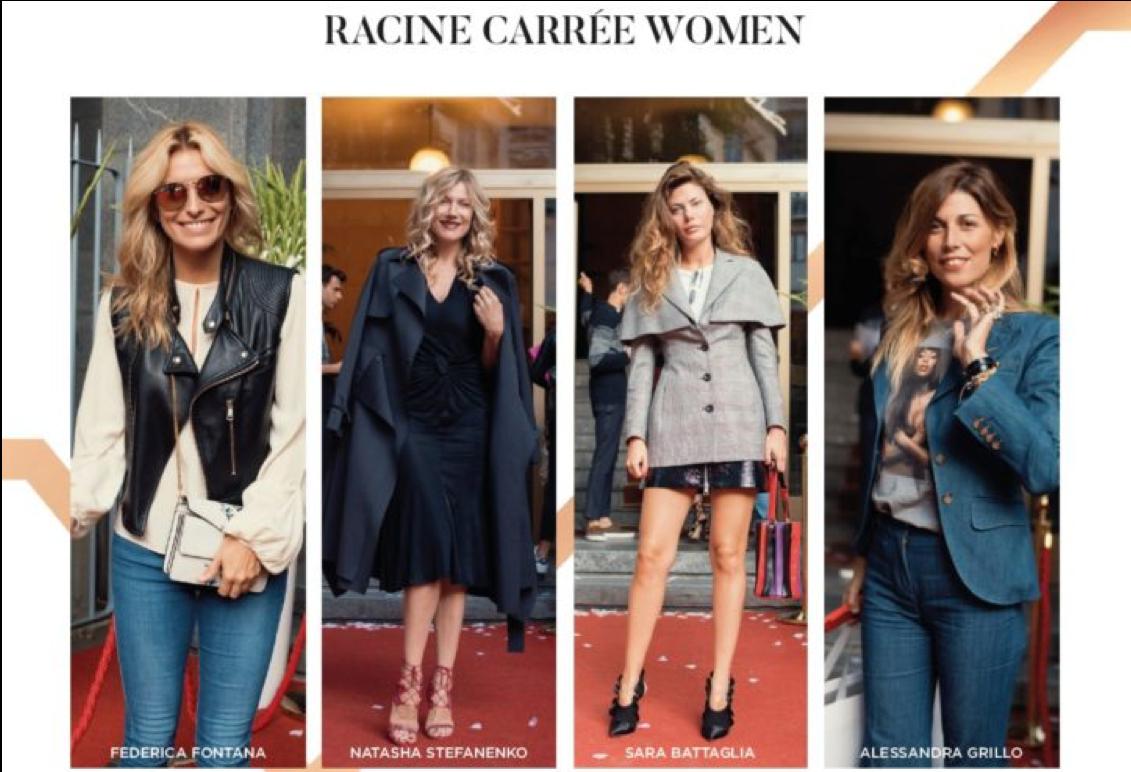 racine carree women