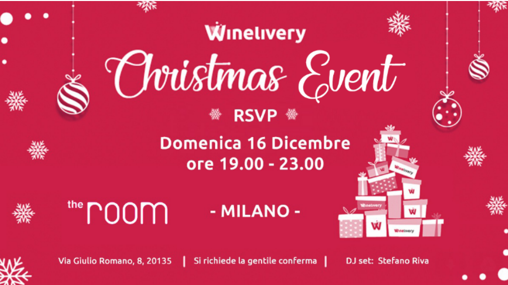 winelivery evento natale