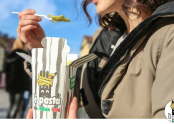 Go to article Parte la campagna di èPasta, la pasta take away che ha conquistato Milano