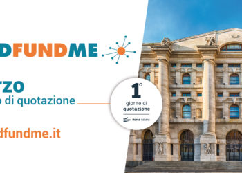 Go to article CROWDFUNDME: AMMESSA ALLE NEGOZIAZIONI SU AIM ITALIA