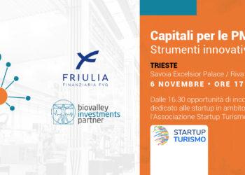 Go to article Anche l'Associazione Startup Turismo aderisce al nostro tour di novembre in Friuli! (La settimana di CrowdFundMe)
