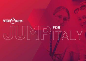 """Go to article Nuova tappa di """"Jump for Italy"""", il progetto per sostenere le imprese a cui partecipa CrowdFundMe!"""