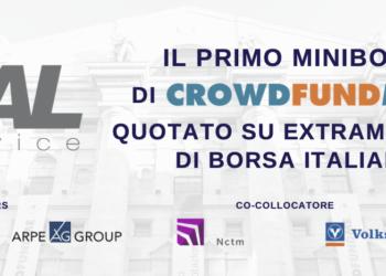 Vai agli articoli Il primo minibond di CrowdFundMe sbarca su Borsa Italiana!